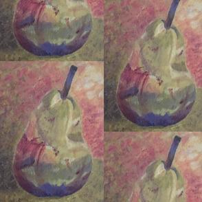 Pastel Pears