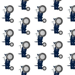 tractors - navy and dusty blue farm collection (90)