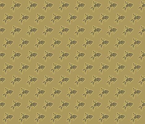Pocahontas fabric by secret_threads_ on Spoonflower - custom fabric