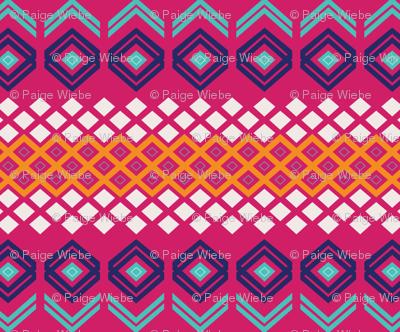 Kilim Pattern-01