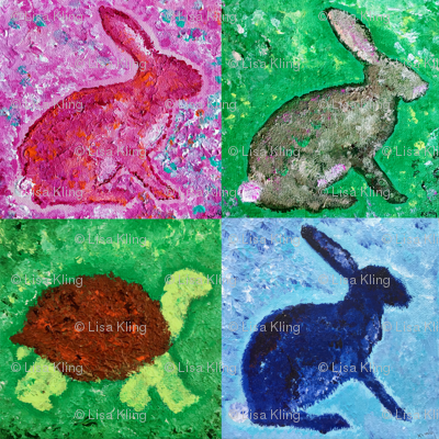 Tortoise and the Hares(s)