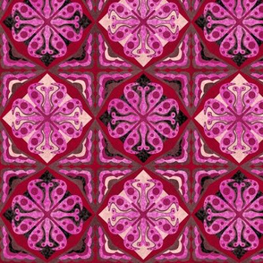 Spanish Valentines Day Tile