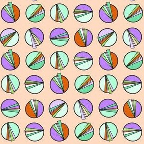 Geometric Space Clocks