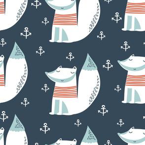 Anchor Fox