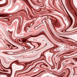 Reddish silk