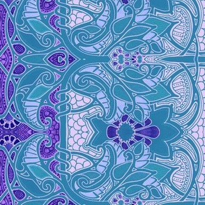 Web of Flowers