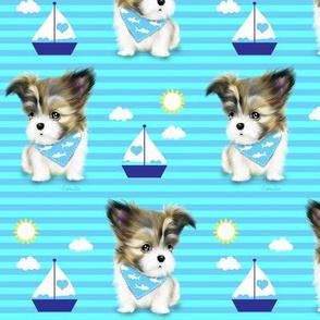 Mi-ki pups