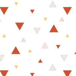 Falling Triangles