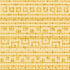 Gold Greek Meandering Tile