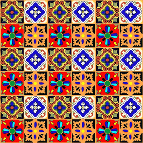 Old Spanish Tiles