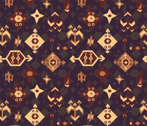 Bafwump 1 fabric by wondroustrange on Spoonflower - custom fabric