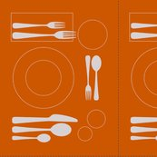 Placemat_very_fine_dining_silver_on_orange_revised_shop_thumb