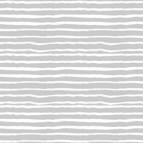 grey stripes gender neutral baby nursery fabric