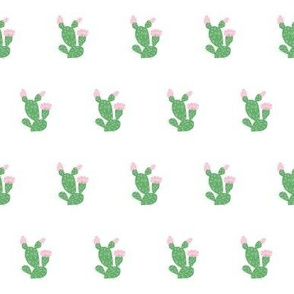 simple minimal cactus fabric nursery baby simple changing pad cover fabric