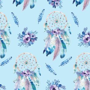 Floral Dreamcatchers