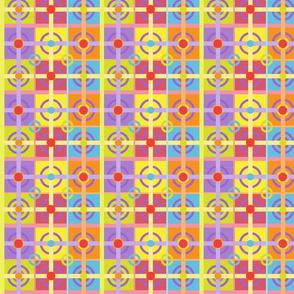 Squares-Dots 1