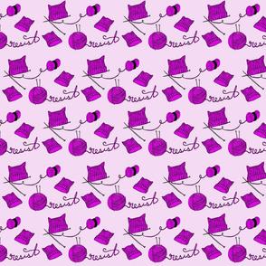 Resist Pussy Hat Pattern