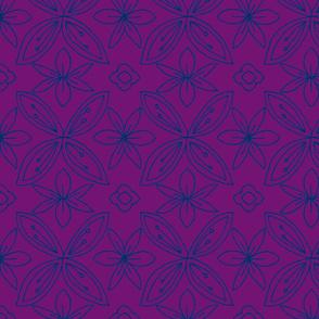Spanish Purple-ch