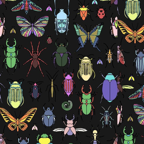 Bugs Coloring