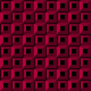 Barnacle Pattern - Pink