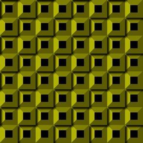 Barnacle Pattern - Yellow