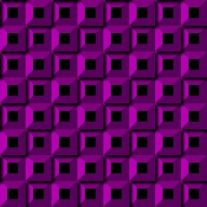 Barnacle Pattern - Purple
