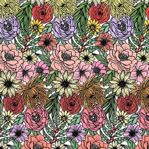 Floral_Coloring_Book_by_Angel_Gerardo