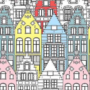 Coloring_Book_-_Stepped_Gables