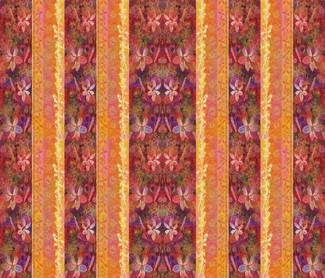 turkish kilim design fabric by mypetalpress on Spoonflower - custom fabric