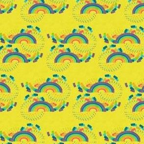 Rainbow in Festival