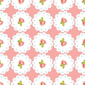 Pink Doily-01