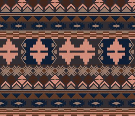 KILLIM fabric by yasminah_combary on Spoonflower - custom fabric