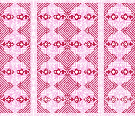 Turkish Delight fabric by j9design on Spoonflower - custom fabric