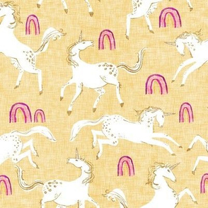 Serendipity Unicorns (buttercup)