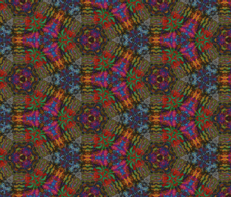 Burst of Fun 2 fabric by fanciful_whimsy on Spoonflower - custom fabric