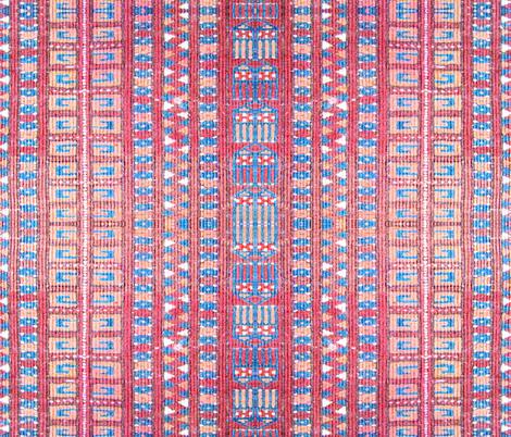 kilim fabric by marigoldpink on Spoonflower - custom fabric