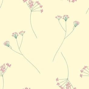 Modern Vintage Blossoms