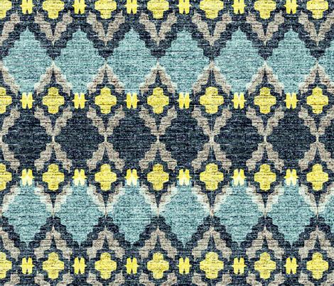 kilim fabric by teart on Spoonflower - custom fabric
