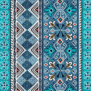 Grand Bazaar - Blue Aqua