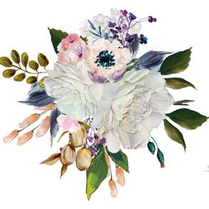 """54""""x36"""" Spring Bouquet"""