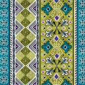 Grand Bazaar - Green Teal