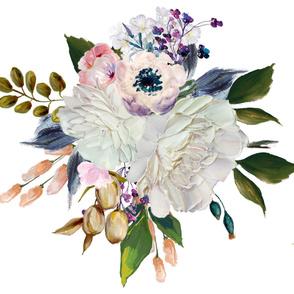 """56""""x36"""" Spring Bouquet"""