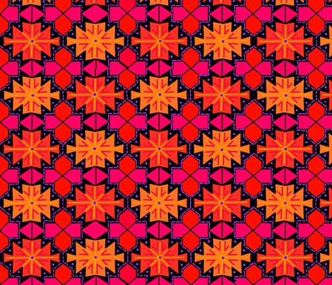 Let the Colors Pop! fabric by gcatmash on Spoonflower - custom fabric
