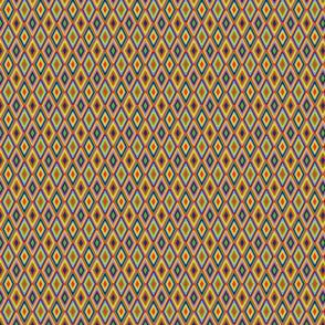 mini kilim eye only repeat spanish tile colors