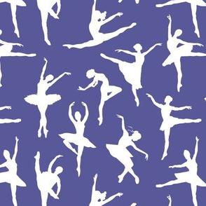Ballerinas on Iris // Small