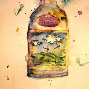 Message in a Bottle-mirrored