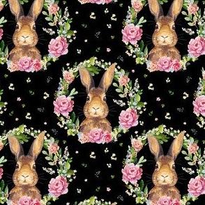 """4"""" 2018 Some Bunny Loves Me / Black"""