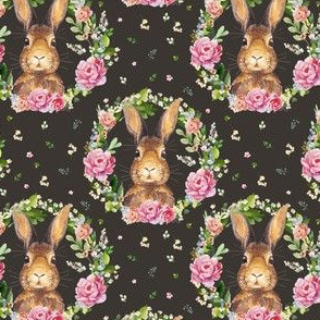 """4"""" 2018 Some Bunny Loves Me / BROWN"""