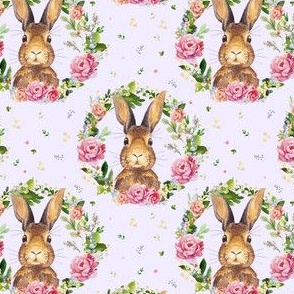 """4"""" 2018 Some Bunny Loves Me / LILAC"""
