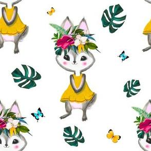 "8"" Summer Bunny VERSION 2 MIX _ MATCH"